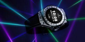Đồng hồ thông minh thứ hai của Hublot: Đậm đặc tính nghệ thuật