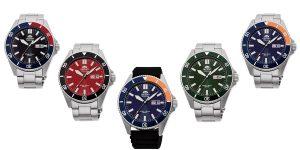 Khám phá loạt đồng hồ lặn chuẩn Nhật Bản mới đến từ thương hiệu Orient
