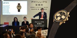 """Rolex Daytona """"John Player"""" Special lập kỷ lục mới tại phiên đấu giá Sotheby"""