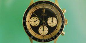 """Rolex Daytona """"John Player"""" Special chiếc đồng hồ giá trị nhất tại phiên đấu giá trực tuyến Sotheby's Anh quốc"""