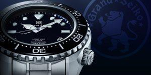 Grand Seiko Sport SLGA001G: Chinh phục biển sâu