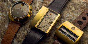 Theo dấu thời gian với những thiết kế đồng hồ cổ điển đẹp nhất