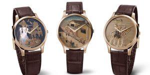 Chopard đưa tinh hoa văn hóa Việt lên mặt số đồng hồ qua nghệ thuật Urushi Nhật Bản