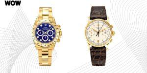 Rolex và Patek Philippe tiếp tục khuấy đảo phiên đấu giá Sotheby's