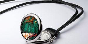 Hermès Arceau Pocket Aaaaargh! Minute Repeater: Chiếc đồng hồ điểm chuông đầy ma mị