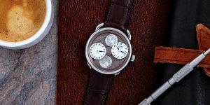 Hermès Arceau L'Heure De La Lune New York Meteorite Dial: Chuyến du hành của mặt trăng