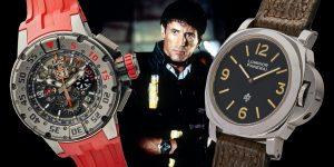 Bộ sưu tập đồng hồ cực hiếm của diễn viên Sylvester Stallone sẽ xuất hiện tại phiên đầu giá Phillips
