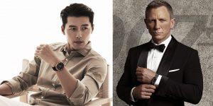 """Nối gót """"007"""" Daniel Craig, """"Đại uý Ri"""" Hyun Bin trở thành đại sứ thương hiệu Omega"""
