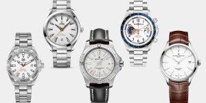 Thú chơi: Vì sao phái mạnh nên sở hữu một chiếc đồng hồ mặt trắng?