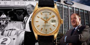Chiếc Rolex từng thuộc về Henry Ford II tiếp tục chiếm sóng sàn đấu giá Christie's