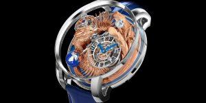 Jacob & Co. bậc thầy lão luyện trong làng chế tác đồng hồ hiện đại