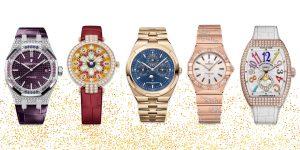 Top 10 mẫu đồng hồ dành tặng phái đẹp nhân dịp lễ Tình nhân