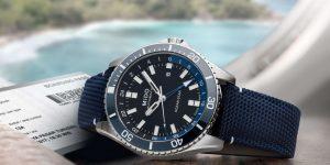 Mido Ocean Star GMT: Sự dũng mãnh giữa đại dương bao la