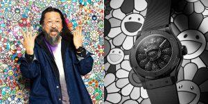 Hublot Classic Fusion Takashi Murakami All Black: Sự giao hòa giữa hai đỉnh cao nghệ thuật