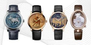 Điểm mặt các mẫu đồng hồ đặc biệt chào mừng năm Tân Sửu 2021