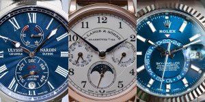Đồng hồ lịch: Những cỗ máy thời gian đích thực