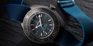 Omega Seamaster Professional: Chiếc đồng hồ lặn ấn tượng nhất thế giới
