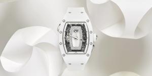 Chiêm ngưỡng siêu phẩm đồng hồ nữ trị giá 180.000 USD từ Richard Mille