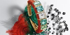 5 mẫu đồng hồ trang sức cao cấp mê hoặc phái đẹp