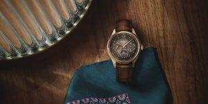 Montblanc tạo tiếng vang lớn tại Watches & Wonders với Heritage Manufacture Perpetual Calendar