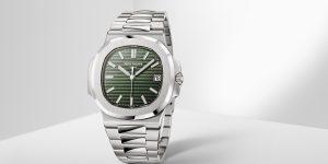 Watches & Wonders 2021: Patek Philippe Nautilus Ref. 5711 tái xuất trong diện mạo mới