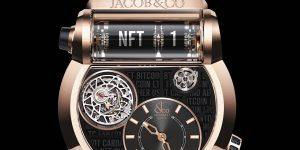 Chiếc đồng hồ NFT đầu tiên của Jacob & Co. chính thức chốt giá 100.000 USD