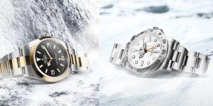 Breaking News: Rolex chính thức ra mắt 4 phiên bản Explorer mới tại Watches & Wonders 2021