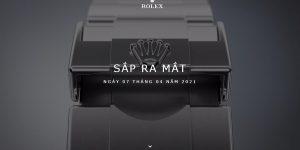 Rolex tung teaser video hé lộ một chiếc đồng hồ bí ẩn ra mắt vào ngày 7.4