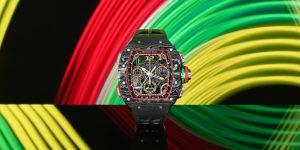 Richard Mille RM65-01: Phá vỡ mọi giới hạn trong thế giới đồng hồ bấm giờ