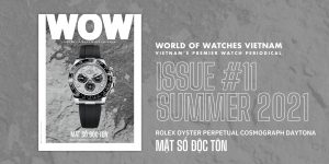 WOW Vietnam #11 Summer Issue: Mặt số độc tôn