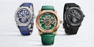 Bvlgari mở ra hướng đi mới với mẫu đồng hồ Octo Roma Naturalia