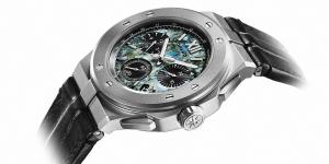 Chopard tạo nên tiếng vang lớn tại Only Watch 2021 với phiên bản Alpine Eagle XL Chrono mới