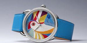 Hermès Arceau Toucan de Paradis: Những tác phẩm nghệ thuật thu nhỏ